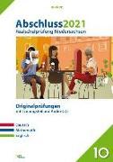 Cover-Bild zu Abschluss 2021 - Realschulprüfung Niedersachsen