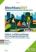 Cover-Bild zu Abschluss 2021 - Hauptschulprüfung Baden-Württemberg