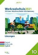 Cover-Bild zu Werkrealschule 2021 - Mittlerer Abschluss Baden-Württemberg Lösungen