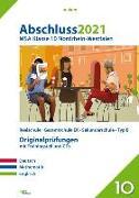Cover-Bild zu Abschluss 2021 - Mittlerer Schulabschluss Nordrhein-Westfalen
