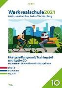 Cover-Bild zu Werkrealschule 2021 Mittlerer Abschluss Baden-Württemberg