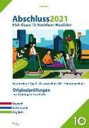 Cover-Bild zu Abschluss 2021 - Hauptschulabschluss Klasse 10 Nordrhein-Westfalen
