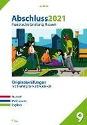 Cover-Bild zu Abschluss 2021 - Hauptschulprüfung Hessen