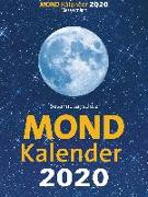 Cover-Bild zu Mondkalender 2020 von Janschitz, Susanne