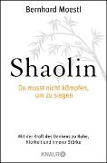 Cover-Bild zu Shaolin - Du musst nicht kämpfen, um zu siegen! von Moestl, Bernhard
