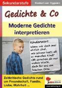 Cover-Bild zu Gedichte & Co (eBook) von Tiggelen, Norbert van