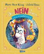 Cover-Bild zu Kling, Marc-Uwe: Das NEINhorn und die SchLANGEWEILE (eBook)
