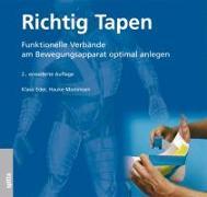 Cover-Bild zu Richtig Tapen von Eder, Klaus