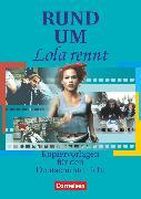 """Cover-Bild zu Rund um ..., Sekundarstufe II, Rund um """"Lola rennt"""", Kopiervorlagen für den Deutschunterricht in der Oberstufe, Kopiervorlagen von Anders, Petra"""