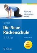 Cover-Bild zu Die Neue Rückenschule von Kempf, Hans-Dieter (Hrsg.)