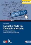Cover-Bild zu Lyrische Texte im Deutschunterricht von Anders, Petra