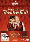 Cover-Bild zu Peter Steiners Theaterstadl - Staffel 5 von Peter Steiner (Schausp.)
