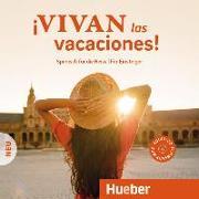 Cover-Bild zu ¡Vivan las vacaciones! Neu. Audio-CD von Krasa, Daniel
