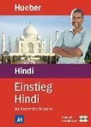 Cover-Bild zu Einstieg Hindi für Kurzentschlossene / Paket: Buch + 2 Audio-CDs von Krasa, Daniel