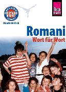 Cover-Bild zu Romani - Wort für Wort: Kauderwelsch-Sprachführer von Reise Know-How (eBook) von Krasa, Daniel