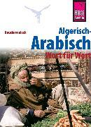 Cover-Bild zu Reise Know-How Sprachführer Algerisch-Arabisch - Wort für Wort: Kauderwelsch-Band 126 (eBook) von Krasa, Daniel