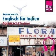 Cover-Bild zu Reise Know-How Kauderwelsch AusspracheTrainer Englisch für Indien (Audio Download) von Krasa, Daniel