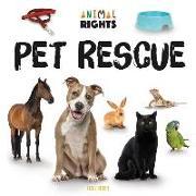 Cover-Bild zu Olson, Elsie: Pet Rescue