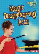 Cover-Bild zu Olson, Elsie: Magic Disappearing Acts