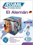 Cover-Bild zu ASSiMiL El Alemán - Colección 'sin esfuerzo' Super Pack / Deutsch Sprachkurs auf Spanisch von ASSiMiL SAS (Hrsg.)