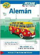 Cover-Bild zu Alemán von Schödel, Bettina