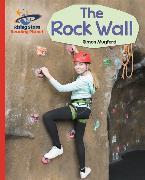 Cover-Bild zu Mugford, Simon: Reading Planet - The Rock Wall - Red A: Galaxy