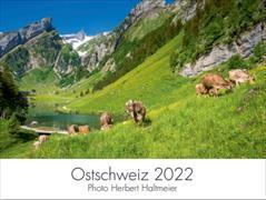 Cover-Bild zu Haltmeier, Herbert (Fotogr.): Ostschweiz 2022
