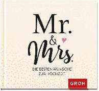 Cover-Bild zu Mr. & Mrs