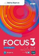 Cover-Bild zu Focus BrE 2nd Level 3 Student's Book w/Online Practice, digital activities and resources von Kay, Sue