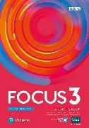 Cover-Bild zu Focus BrE 2nd Level 3 Student's Book w/ digital activities and resources von Kay, Sue