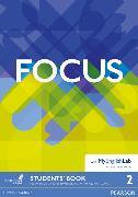 Cover-Bild zu Focus BrE Level 2 Student's Book & MyEnglishLab Pack von Jones, Vaughan