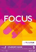 Cover-Bild zu Focus BrE Level 5 Student's Book & MyEnglishLab Pack von Jones, Vaughan