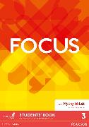 Cover-Bild zu Focus BrE Level 3 Student's Book & MyEnglishLab Pack von Jones, Vaughan