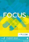 Cover-Bild zu Focus BrE Level 4 Student's Book & MyEnglishLab Pack von Jones, Vaughan