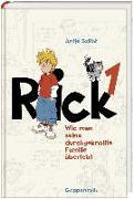 Cover-Bild zu Rick 01 - Wie man seine durchgeknallte Familie überlebt