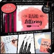 Cover-Bild zu Mein Handlettering Starter-Set