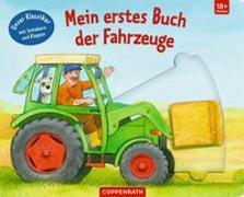 Cover-Bild zu Mein erstes Buch der Fahrzeuge