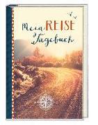 Cover-Bild zu Eintragbuch mit Sammeltasche - Mein Reisetagebuch