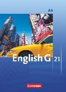 Cover-Bild zu English G 21, Ausgabe A, Band 4: 8. Schuljahr, Schülerbuch, Festeinband von Abbey, Susan