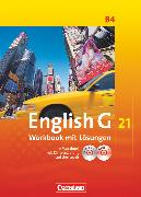 Cover-Bild zu English G 21, Ausgabe B, Band 4: 8. Schuljahr, Workbook mit CD-ROM (e-Workbook) und CD - Lehrerfassung von Seidl, Jennifer