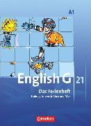 Cover-Bild zu English G 21, Ausgabe A, Band 1: 5. Schuljahr, Das Ferienheft, Holiday fun with Alice and Max, Arbeitsheft von Seidl, Jennifer