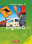 Cover-Bild zu English G 21, Erweiterte Ausgabe D, Band 5: 9. Schuljahr, Schülerbuch - Lehrerfassung, Kartoniert von Abbey, Susan