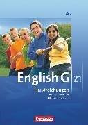 Cover-Bild zu English G 21, Ausgabe A, Band 2: 6. Schuljahr, Handreichungen für den Unterricht, Mit Kopiervorlagen von Chormann, Uwe