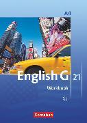 Cover-Bild zu English G 21, Ausgabe A, Band 4: 8. Schuljahr, Workbook mit Audios online von Seidl, Jennifer