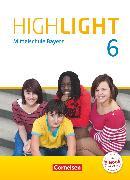Cover-Bild zu Highlight, Mittelschule Bayern, 6. Jahrgangsstufe, Schülerbuch von Abbey, Susan