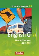 Cover-Bild zu English G 21, Erweiterte Ausgabe D, Band 5: 9. Schuljahr, Handreichungen für den Unterricht, Mit Kopiervorlagen von Biederstädt, Wolfgang