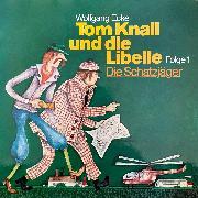 Cover-Bild zu Tom Knall und die Libelle, Folge 1: Die Schatzjäger (Audio Download) von Ecke, Wolfgang