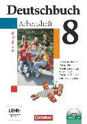 Cover-Bild zu Deutschbuch Gymnasium, Allgemeine bisherige Ausgabe, 8. Schuljahr, Arbeitsheft mit Lösungen und Übungs-CD-ROM von Diehm, Jan