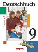 Cover-Bild zu Deutschbuch Gymnasium, Allgemeine bisherige Ausgabe, 9. Schuljahr - Abschlussband 5-jährige Sekundarstufe I, Schülerbuch von Brenner, Gerd