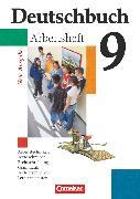 Cover-Bild zu Deutschbuch Gymnasium, Allgemeine bisherige Ausgabe, 9. Schuljahr - 6-jährige Sekundarstufe I, Arbeitsheft mit Lösungen von Diehm, Jan
